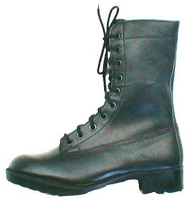 Black G.p. Boots - Size 7,8,12,13 & 14  New Pair Ex-Australian Army Surplus