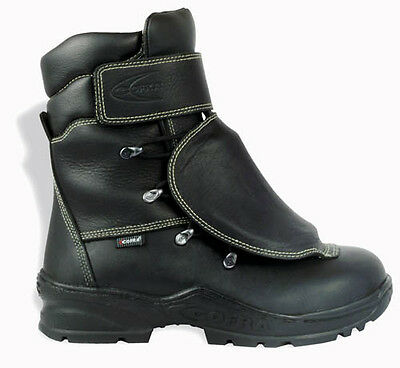 Cofra Foundry Metatarsal Safety Foundry Boots With Steel Toe Caps & APT Mids