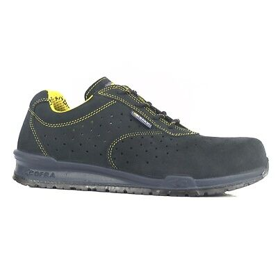 Cofra Guerin Safety Trainers with Aluminium Toe Caps & Composite Midsole
