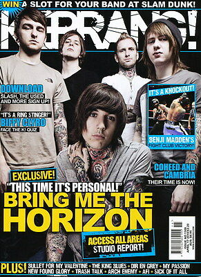 "133 Bring Me The Horizon - BMTH Metalcore Band Oliver Sykes 14""x19"" Poster"
