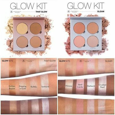 Anastasia Beverly Hills Glow Kit Highlighter PALETTE That Glow Gleam Sun Dipped