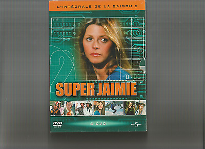 Super Jaimie - Saison 2 - Coffret 6 Dvd - Neuf Cello - 22 Episodes