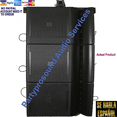 aftermarket EMPTY box JBL VRX932 line array, CAJA VACIA  JBL VRX932 line array