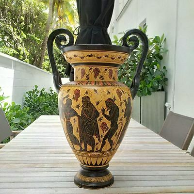 Ceramic Greek Amphora