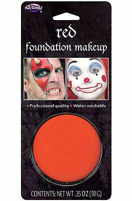 Foundation Costume Makeup (Red)