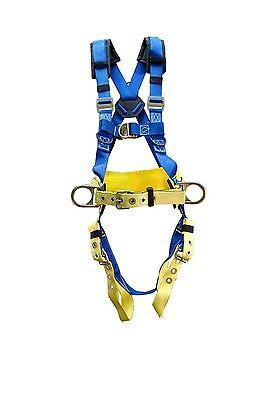 Elk River TowerMaster 4 D Ring Belted Safety Fall Protection Harness Small