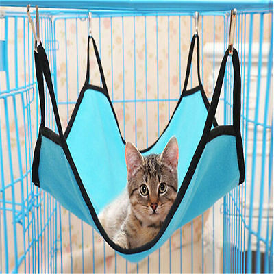New Pet Supplies Soft Pet Dog Cat Ferret Hammock Animal  Cage Hanging Bed • EUR 2,19