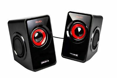 Tacens MARS MS1 Enceintes PC / Stations MP3 RMS 5 W