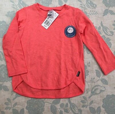 Baby Bonds Mix N' Match Top Long Sleeves Sz 2 BNWT