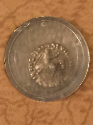 Silver Coin King Azes 33  To 05 BC Believed To Be Related To 3 Wise Men  Times .