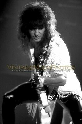 Richie Sambora Bon Jovi Photo 8x12 or 8x10 in 1980's Live Concert Pro Print 130B