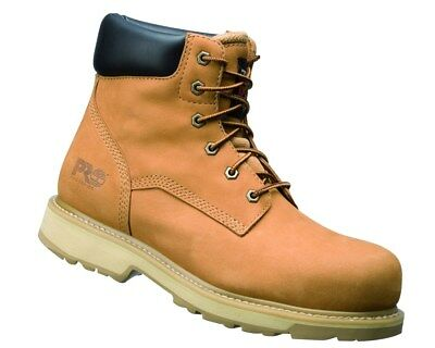 Timberland 7502 Traditional Wheat Goodyear Welt 6 Eyelet Boot With Composite Toe