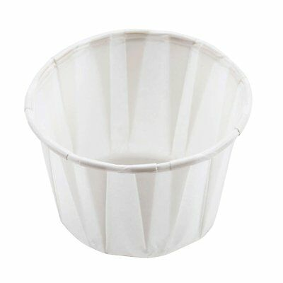 Paper Souffle' Cups 3/4oz (250 Count)