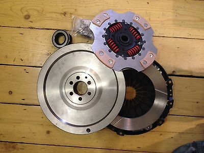 SMF Performance Conversion Kit 4 Paddle Clutch for VW Golf, Passat, Caddy 1.9TDi