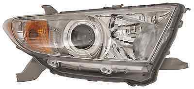 New Toyota Highlander 2011 2012 2013 right passenger headlight head light