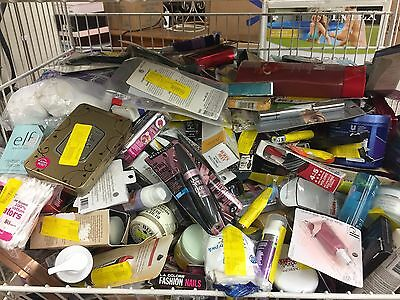 Wholesale lot of 300 count Mixed Makeup (customer returns)