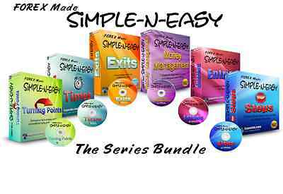 Forex Made Simple-N-Easy Series 6 modules - 60% discount for beginners in Forex