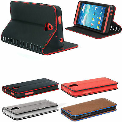 Luxury Pu Leather Wallet Book Case Cover For Apple iPod Touch 6th Generation