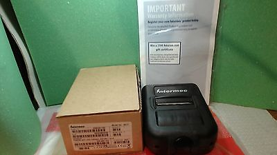 NEW Intermec 681T Portable Printer  in the box .WITH INSTRUCTIONS