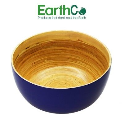 EarthCo - Bamboo Salad Bowl (Lavendar Outer/ Natural Inner)-SYD Stock