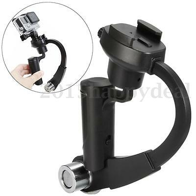 Mini Handheld Video Stabilizer Camera Gimbal For GoPro Hero 4 3+ 3 yi