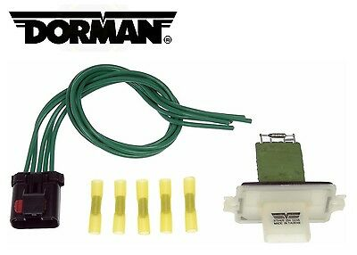 For Dodge Durango Dakota 2001-2009 HVAC Blower Motor Resistor Kit 973-426