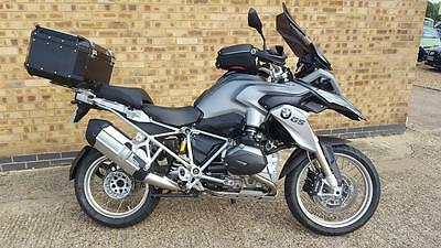Bmw R 1200 R1200Gs Low Miles Enduro Pack