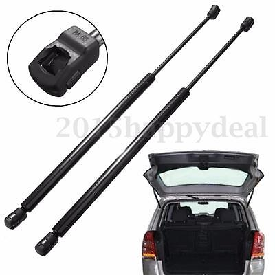 Pair Rear Tail Gate Gas Struts Boot Holders For Vauxhall Zafira A MK1 1998-2005
