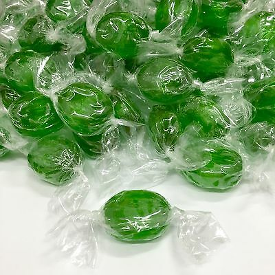 Green Lollies Individually Wrapped Candy 1Kg Green Candy Christmas Xmas Lollies