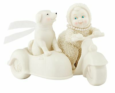 Dept 56 Snowbabies Girl's Night Out Figurine Ornament 12cm 4051865 New
