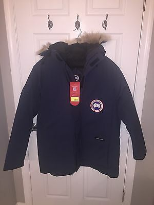 Canada Goose chateau parka sale official - New Canada Goose Expedition Parka Black Men S Small Authentic Down ...