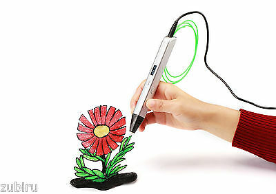 New 3D Printer Pen Doodler Stereoscopic for Crafting,Drawing, Modeling, Printing