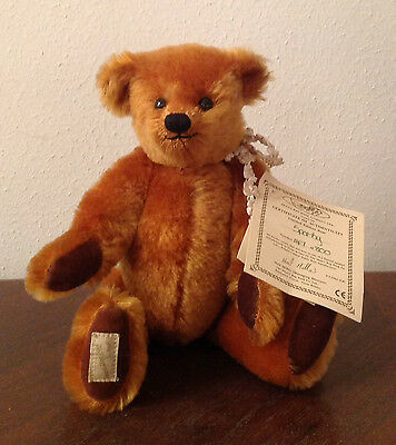 Dean's Mohair Teddy Bear ~ Sparky ~ Ltd. Ed. Of 800  New  Free Shipping