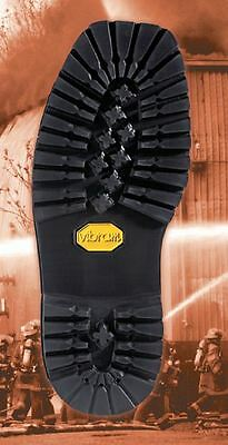 VIBRAM 132 Montagna Block Unit Rubber Full Sole 1 Pair - Shoe Repair