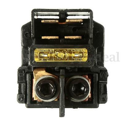 Motorcycle Part Starter Solenoid Relay For Kawasaki Honda NINJA ZX7RR 1996-2002