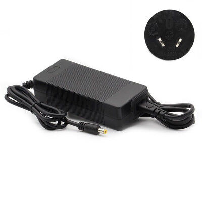 42V2A Power Charger DC Head for 36V 10AH Lithium Bottle Battery Electric Bicycle