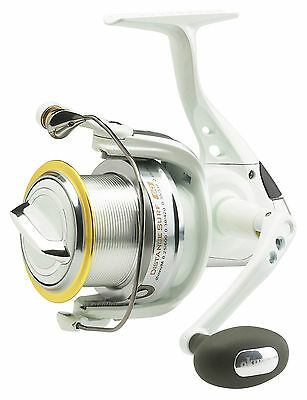 Okuma Distance Surf Ds80 Front Drag Fixed Spool Reel Saltwater Beach Casting Sea