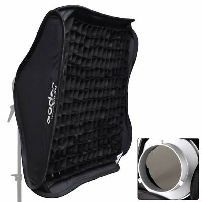 "Godox 80x80cm / 32x32"" Honeycomb Grid Foldable Softbox Bowens for AD600B AD600BM"