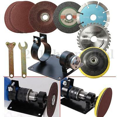 Drill Cutting Seat Stand Spanner Polished Pad Bucksaw Tablet Angle Grinder New