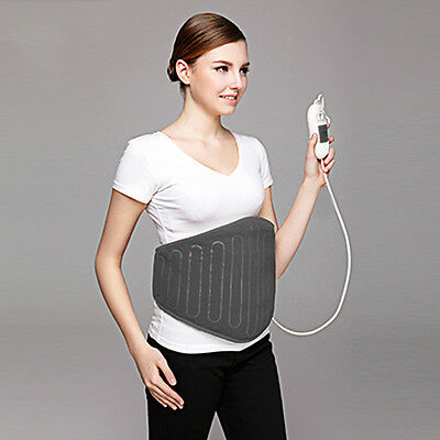 55*30cm Electric Natural Thermo Therapy for Back Abdomen Hip /Machine Washable