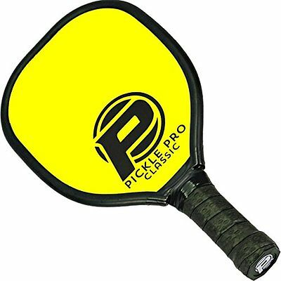 Pickle Pro Composite Pickleball Paddle Yellow