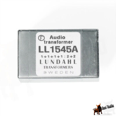 Lundahl LL1545A General-Purpose Audio Transformer - Made in Sweden