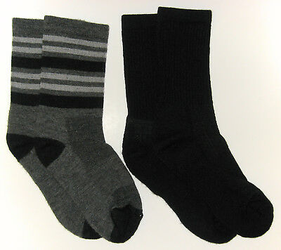 Womens 82% Itch-Free MERINO WOOL Cushioned Thermal Socks Shoe size 5-9