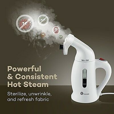 Portable Fabric Steamers Garment Steamer TaoTronics Handheld For Clothe Powerful