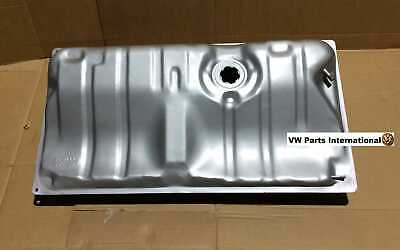 VW Scirocco MK1 Petrol Fuel Gas Tank 40L Not For Injection New High Quality P...