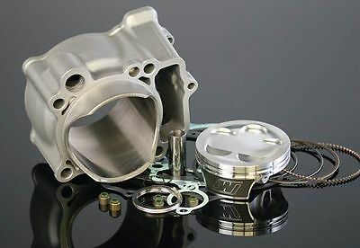 Standard Bore Kit -Cylinder, Wiseco Piston + Gaskets CRF250R 04-07  78mm/12.9