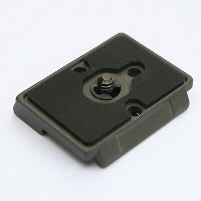 Manfrotto 200PL-14 Quick release Plate - New - Genuine suits RC RC2 style heads