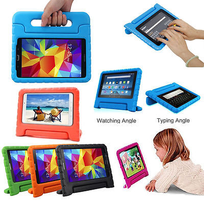 Children Safe EVA Foam SHOCKPROOF Handle Stand Case Cover For iPad/Galaxy Tablet