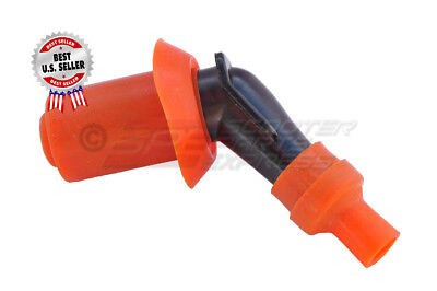 Spark Plug End Cap Racing Scooter Moped ATV ~ US Seller