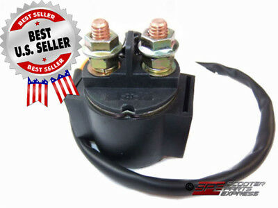 Starter Solenoid Relay GY6 Scooter Moped ATV ~ US Seller